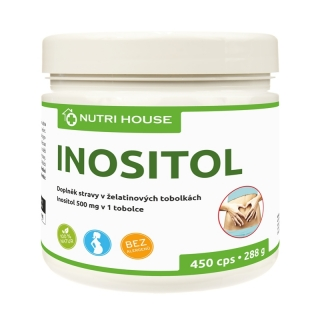 Inositol 450 cps.