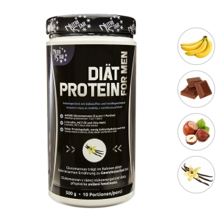 DIÄT PROTEIN FOR MEN 500 g