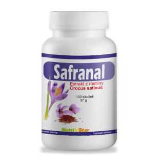 Safranal Plus  100 tbl.
